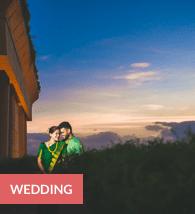 wedding in resort